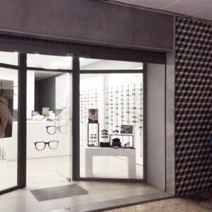 Óptica E.Santolaria - Mosaico Industrial Atrium Mix Gris