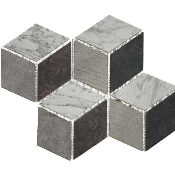 Piedra Natural mosaico-industrial-Atrium-Mix-Gris
