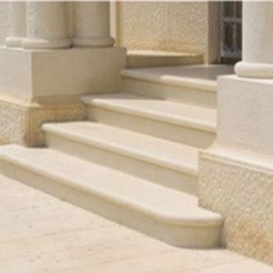 Escalera piedra natural -mármol
