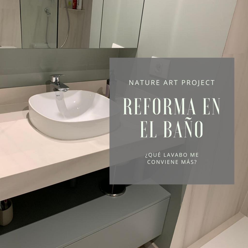 REFORMA EN EL BANYO