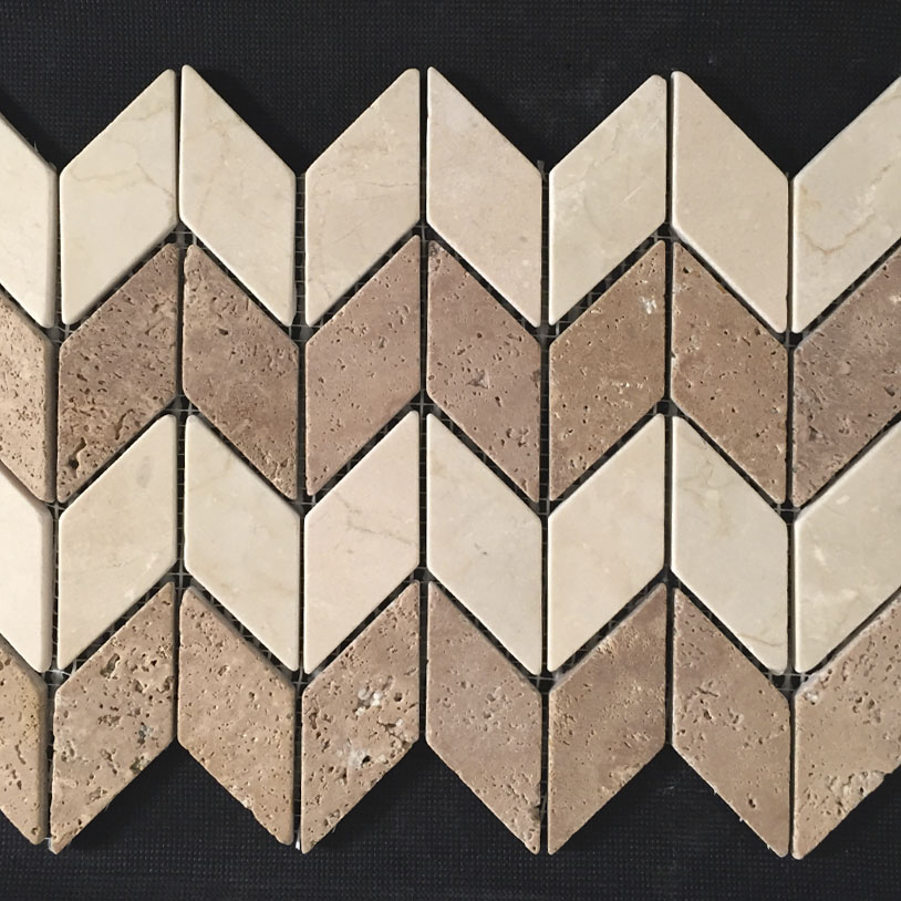 Malla mosaico