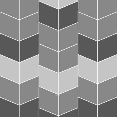 Disposición piedra natural malla mosaico